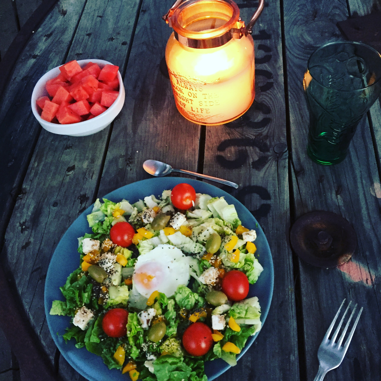 salades d'été