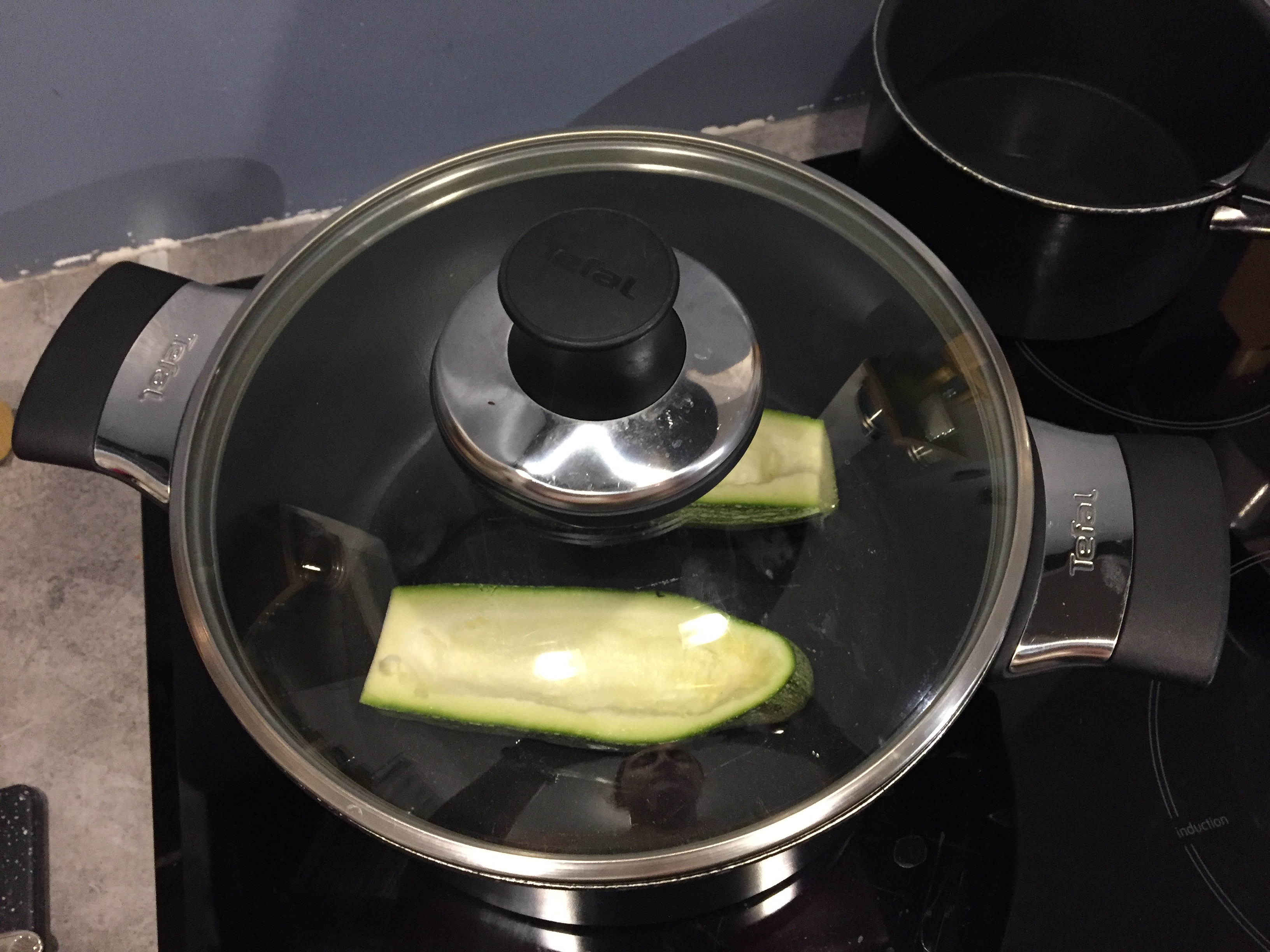 cuisson courgette