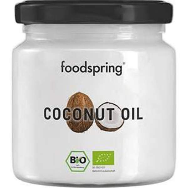 HUILE COCO FOODSPRING