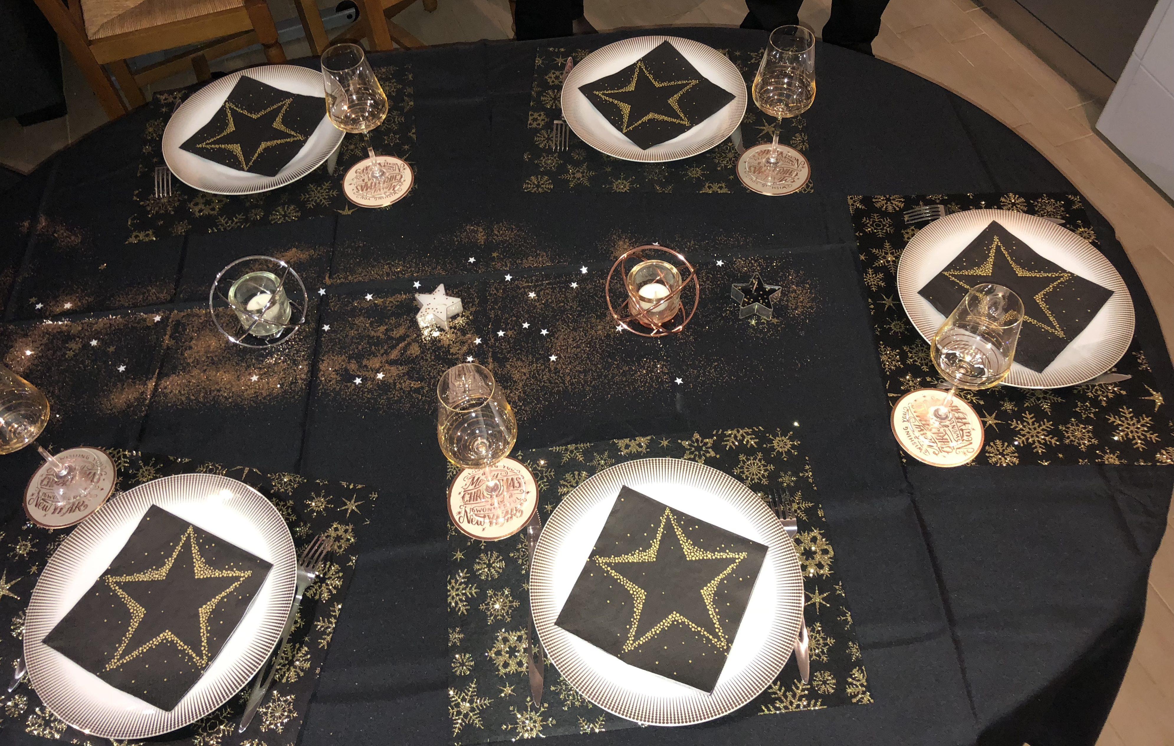 table Noël
